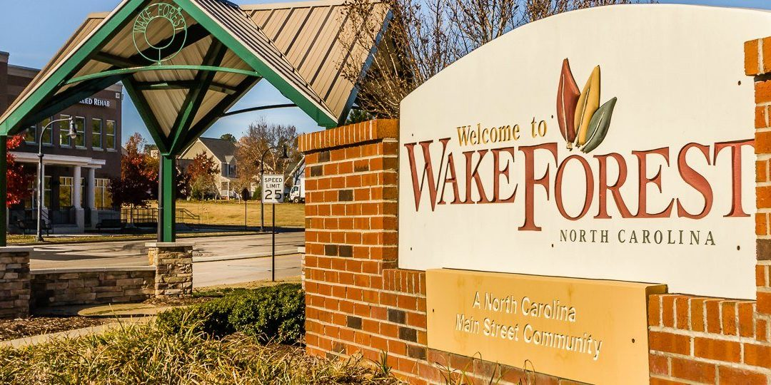 Real Estate in Wake Forest Booming in 2018 – Charleston Traditions at  Bowling Green